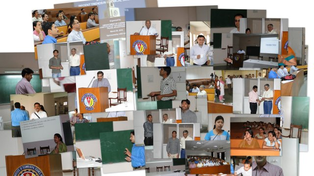 "Symposium on ""Recent Trends in Chemical Sciences"" March 25th, 2012"